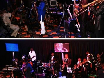 Shola Emmanuel afro jazz